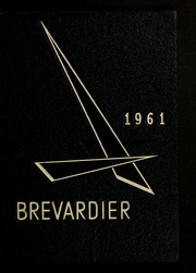 1961 Edition, Brevard High School - Brevardier Yearbook (Brevard, NC)