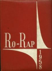 1958 Edition, Roanoke Rapids High School - Ro Rap Yearbook (Roanoke Rapids, NC)