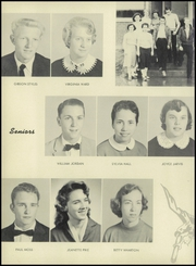 North Buncombe High School - Hilltopper Yearbook (Weaverville, NC) online yearbook collection, 1958 Edition, Page 28