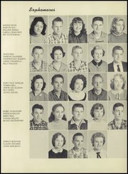 North Buncombe High School - Hilltopper Yearbook (Weaverville, NC) online yearbook collection, 1958 Edition, Page 59