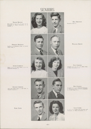 Page 10, 1948 Edition, Mooresville High School - Pitchfork Yearbook (Mooresville, NC) online yearbook collection