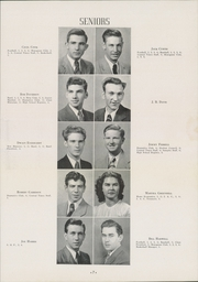 Page 11, 1948 Edition, Mooresville High School - Pitchfork Yearbook (Mooresville, NC) online yearbook collection