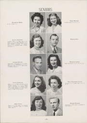 Page 12, 1948 Edition, Mooresville High School - Pitchfork Yearbook (Mooresville, NC) online yearbook collection
