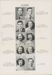Page 13, 1948 Edition, Mooresville High School - Pitchfork Yearbook (Mooresville, NC) online yearbook collection