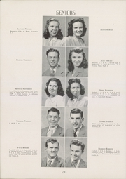 Page 14, 1948 Edition, Mooresville High School - Pitchfork Yearbook (Mooresville, NC) online yearbook collection