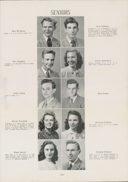 Page 15, 1948 Edition, Mooresville High School - Pitchfork Yearbook (Mooresville, NC) online yearbook collection