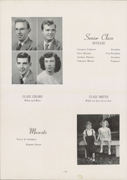 Page 8, 1948 Edition, Mooresville High School - Pitchfork Yearbook (Mooresville, NC) online yearbook collection