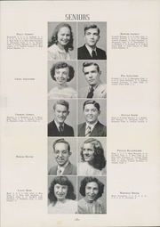 Page 9, 1948 Edition, Mooresville High School - Pitchfork Yearbook (Mooresville, NC) online yearbook collection