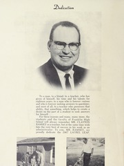 Page 6, 1967 Edition, Franklin High School - Laurel Leaf Yearbook (Franklin, NC) online yearbook collection