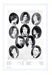 Page 12, 1930 Edition, Lincolnton High School - Pine Burr Yearbook (Lincolnton, NC) online yearbook collection