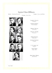 Page 12, 1934 Edition, Lincolnton High School - Pine Burr Yearbook (Lincolnton, NC) online yearbook collection