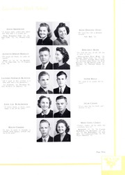 Page 13, 1939 Edition, Lincolnton High School - Pine Burr Yearbook (Lincolnton, NC) online yearbook collection