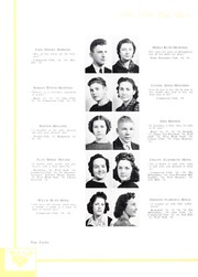 Page 16, 1939 Edition, Lincolnton High School - Pine Burr Yearbook (Lincolnton, NC) online yearbook collection