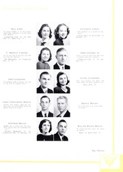 Page 17, 1939 Edition, Lincolnton High School - Pine Burr Yearbook (Lincolnton, NC) online yearbook collection