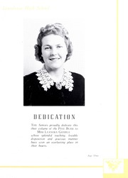 Page 7, 1939 Edition, Lincolnton High School - Pine Burr Yearbook (Lincolnton, NC) online yearbook collection