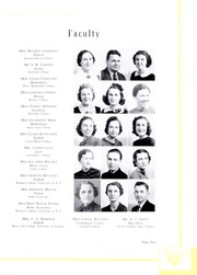 Page 9, 1939 Edition, Lincolnton High School - Pine Burr Yearbook (Lincolnton, NC) online yearbook collection