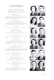 Page 13, 1943 Edition, Lincolnton High School - Pine Burr Yearbook (Lincolnton, NC) online yearbook collection