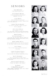Page 17, 1943 Edition, Lincolnton High School - Pine Burr Yearbook (Lincolnton, NC) online yearbook collection
