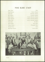 Page 10, 1948 Edition, Lincolnton High School - Pine Burr Yearbook (Lincolnton, NC) online yearbook collection