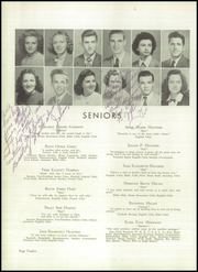 Page 16, 1948 Edition, Lincolnton High School - Pine Burr Yearbook (Lincolnton, NC) online yearbook collection