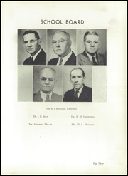 Page 7, 1948 Edition, Lincolnton High School - Pine Burr Yearbook (Lincolnton, NC) online yearbook collection