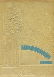 Page 1, 1949 Edition, Lincolnton High School - Pine Burr Yearbook (Lincolnton, NC) online yearbook collection