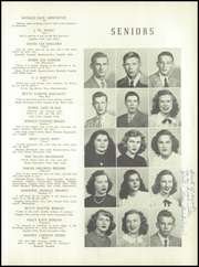 Page 13, 1949 Edition, Lincolnton High School - Pine Burr Yearbook (Lincolnton, NC) online yearbook collection