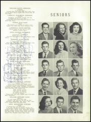 Page 17, 1949 Edition, Lincolnton High School - Pine Burr Yearbook (Lincolnton, NC) online yearbook collection