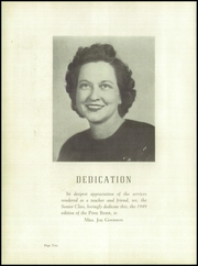 Page 6, 1949 Edition, Lincolnton High School - Pine Burr Yearbook (Lincolnton, NC) online yearbook collection
