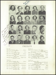 Page 9, 1949 Edition, Lincolnton High School - Pine Burr Yearbook (Lincolnton, NC) online yearbook collection