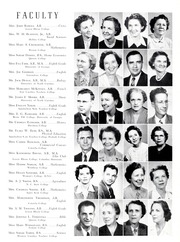 Page 10, 1951 Edition, Lincolnton High School - Pine Burr Yearbook (Lincolnton, NC) online yearbook collection