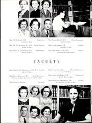 Page 10, 1953 Edition, Lincolnton High School - Pine Burr Yearbook (Lincolnton, NC) online yearbook collection