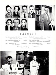 Page 12, 1953 Edition, Lincolnton High School - Pine Burr Yearbook (Lincolnton, NC) online yearbook collection