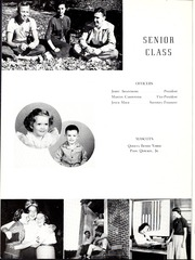 Page 16, 1953 Edition, Lincolnton High School - Pine Burr Yearbook (Lincolnton, NC) online yearbook collection
