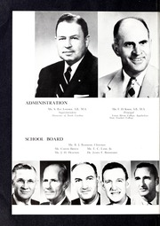 Page 10, 1955 Edition, Lincolnton High School - Pine Burr Yearbook (Lincolnton, NC) online yearbook collection