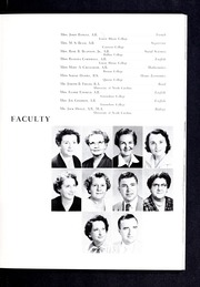 Page 11, 1955 Edition, Lincolnton High School - Pine Burr Yearbook (Lincolnton, NC) online yearbook collection