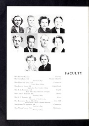 Page 12, 1955 Edition, Lincolnton High School - Pine Burr Yearbook (Lincolnton, NC) online yearbook collection