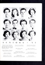 Page 17, 1955 Edition, Lincolnton High School - Pine Burr Yearbook (Lincolnton, NC) online yearbook collection