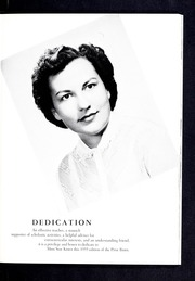 Page 9, 1955 Edition, Lincolnton High School - Pine Burr Yearbook (Lincolnton, NC) online yearbook collection
