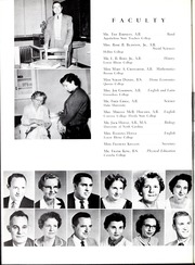 Page 12, 1957 Edition, Lincolnton High School - Pine Burr Yearbook (Lincolnton, NC) online yearbook collection