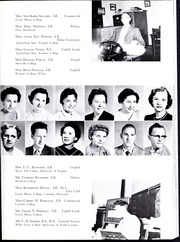 Page 13, 1957 Edition, Lincolnton High School - Pine Burr Yearbook (Lincolnton, NC) online yearbook collection