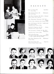 Page 14, 1957 Edition, Lincolnton High School - Pine Burr Yearbook (Lincolnton, NC) online yearbook collection