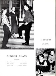 Page 16, 1957 Edition, Lincolnton High School - Pine Burr Yearbook (Lincolnton, NC) online yearbook collection
