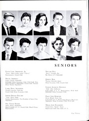 Page 17, 1957 Edition, Lincolnton High School - Pine Burr Yearbook (Lincolnton, NC) online yearbook collection