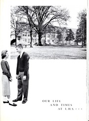 Page 5, 1957 Edition, Lincolnton High School - Pine Burr Yearbook (Lincolnton, NC) online yearbook collection