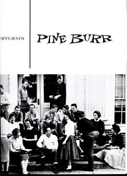 Page 7, 1957 Edition, Lincolnton High School - Pine Burr Yearbook (Lincolnton, NC) online yearbook collection