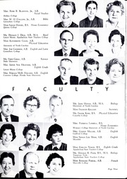 Page 13, 1959 Edition, Lincolnton High School - Pine Burr Yearbook (Lincolnton, NC) online yearbook collection