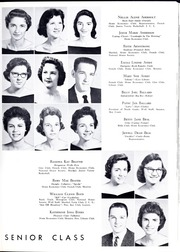 Page 17, 1959 Edition, Lincolnton High School - Pine Burr Yearbook (Lincolnton, NC) online yearbook collection