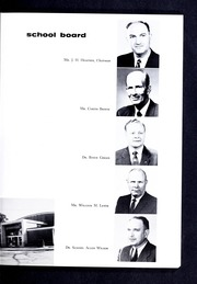 Page 11, 1961 Edition, Lincolnton High School - Pine Burr Yearbook (Lincolnton, NC) online yearbook collection