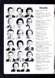 Page 14, 1961 Edition, Lincolnton High School - Pine Burr Yearbook (Lincolnton, NC) online yearbook collection